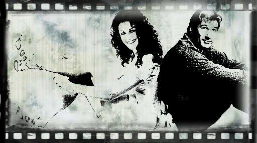 Imagen basada en la fotografía promocional de la película 'Novia a la fuga', que protagonizaron Julia Roberts y Richard Gere en 1999.