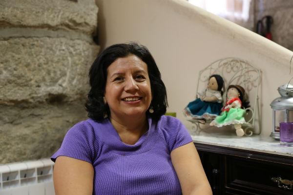 Juana Antonia Jiménez Martínez, abogada nicaragüense, Imagen: Laura Martínez Valero/Oxfam Intermón.