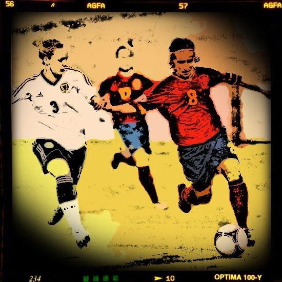 Fútbol pasión. Imagen de TrasTando.