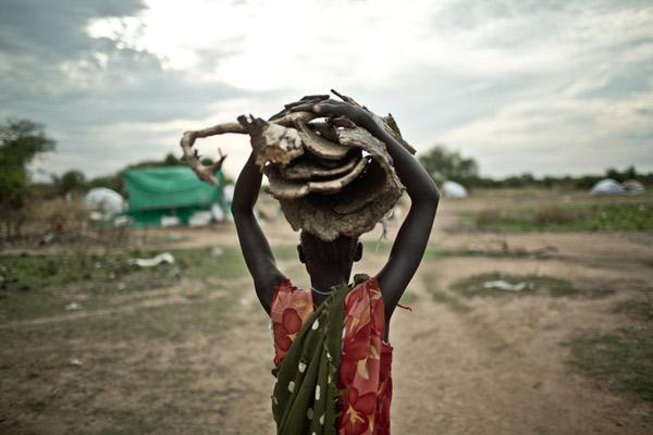Mujeres en Sudán del Sur