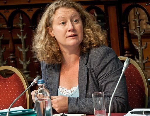 Judith Sargentini. Imagen de Friends of Europe [CC-BY-2.0 (http://creativecommons.org/licenses/by/2.0)], via Wikimedia Commons