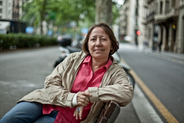 María Teresa Blandón. (c) Pablo Tosco/Oxfam Intermón