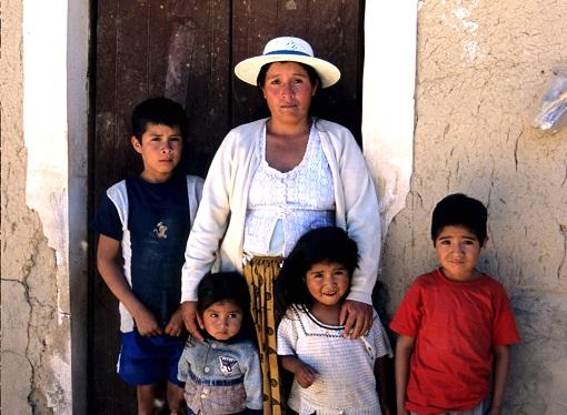 Bolivia-Familia