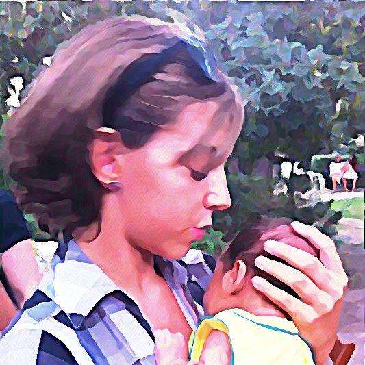 ¿El cuidado es cosa de mami? Imagen de Carmen Bort/ TrasTando.