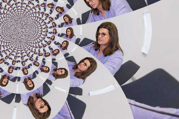 Mónica Oriol son muchos. Caleidoscopio de TrasTando.