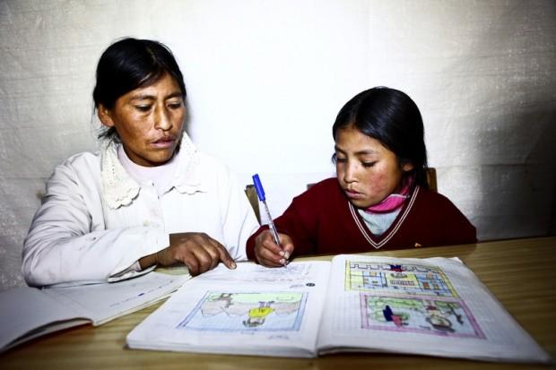 (c) Percy Ramírez / Oxfam Intermón