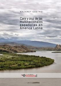 Portada del libro de Nazaret Castro. Imagen: Frontera D.