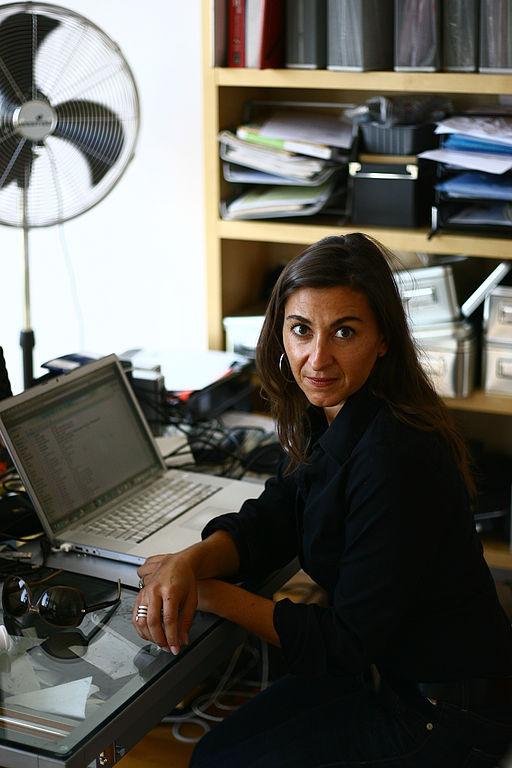 Lynsey Addario (c) John D. Catherine T/ MacArthur Foundation
