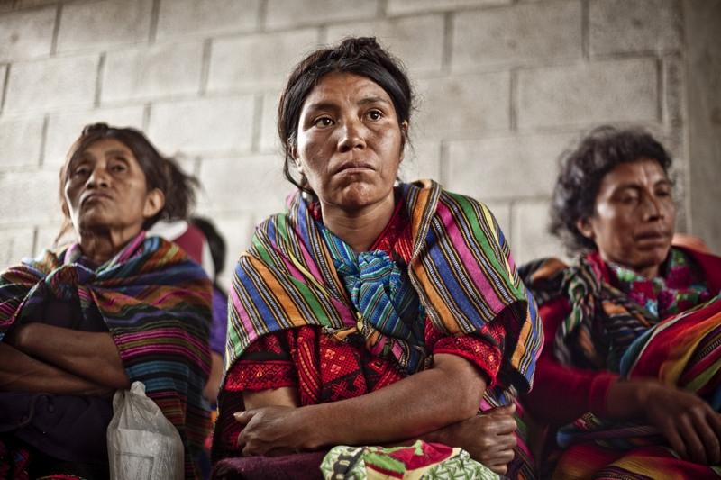 Las mujeres de América Latina reclaman los mismos derechos que sus colegas varones. (c) Pablo Tosco / Oxfam Intermón