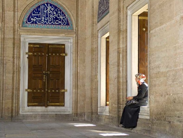 Se sabe muy poco sobre Aisha, la mujer preferida de Mahoma  © 2006-2014 Sarpmurat