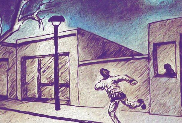 Ilustración de 'Tiempo de incertidumbre', de Beatriz Brignone.
