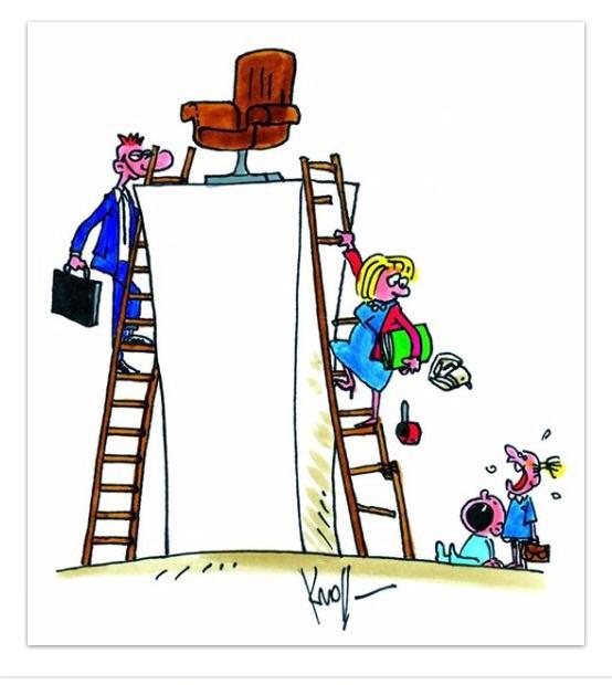Imagen de Knoll para el concurso de dibujo de ONU Mujeres. http://beijing20.unwomen.org/es/get-involved/comic-competition