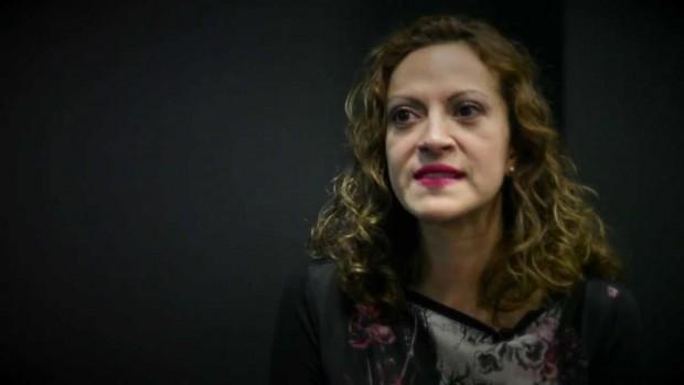 La periodista colombiana Jineth Bedoya. Imagen: Pablo Tosco / Oxfam Intermón