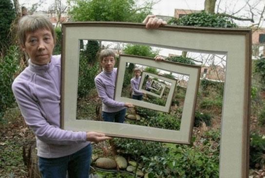 Efecto espejo ni libre ni ocupado - Pintaunas efecto espejo ...