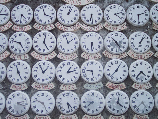 Image result for pareja horario desfasado