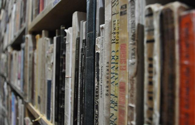 libreria viejo