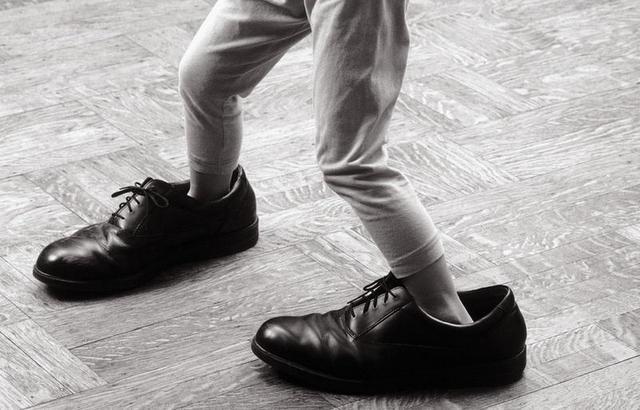 niño zapatos