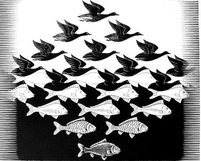 peces escher