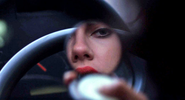 Escena del Film Under The Skin