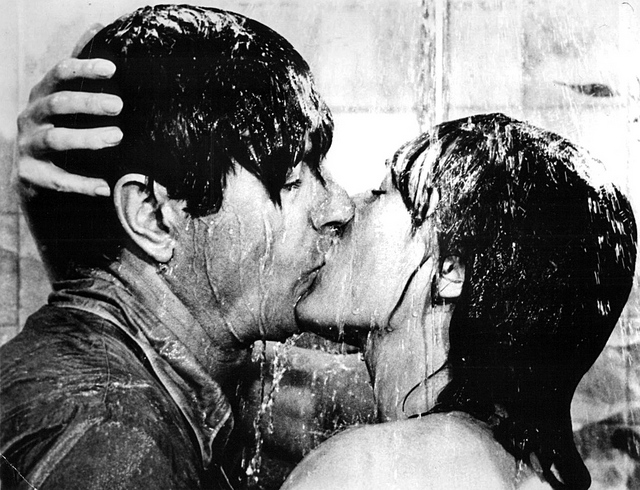 FOTO: Rock Hudson y Julie Andrews en Darling Lilli (1968)