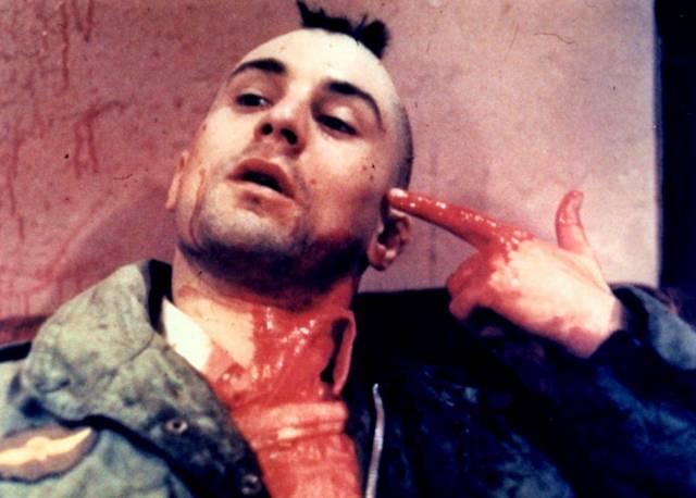 Fotograma del film Taxidriver