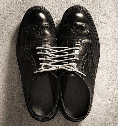 Zapatos transexual