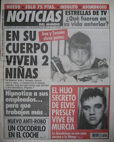 MUNDO FREAK  - Página 39 Elvis-prensa