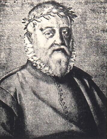 Baltasar del Alcazar poeta gastrónomo