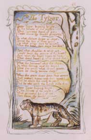 El Tigre De William Blake 1757 1827