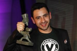 La 'Dimensión Vegana' fue el mejor blog por votación en 2012