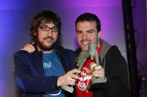 Los creadores de 'Yo fui a EGB', ganadores de la última edición