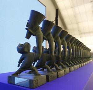 Galardones de los Premios 20Blogs. (JORGE PARÍS)
