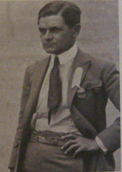 Pozzo, en 1920 (WIKIPEDIA).