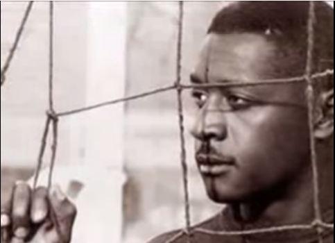 Moacir Barbosa, portero de Brasil en 1950 (YOUTUBE).