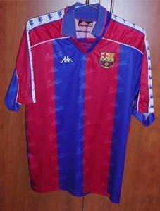 Camisetas para la historia  FC Barcelona a1fac05c2cf05