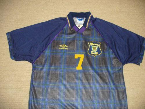 Camisetas para la historia. Escocia y su tartán 4faccd27177cd