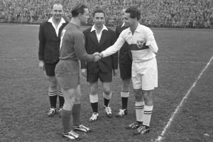 VfB Stuttgart Deutscher Pokalsieger 1958
