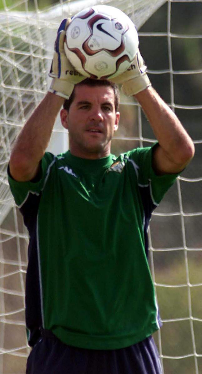 Koke Contreras, en su etapa en el Betis (EFE)