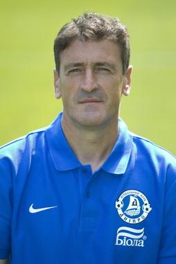 Pedro Jaro, en la actualidad (WEB DNIPRO)