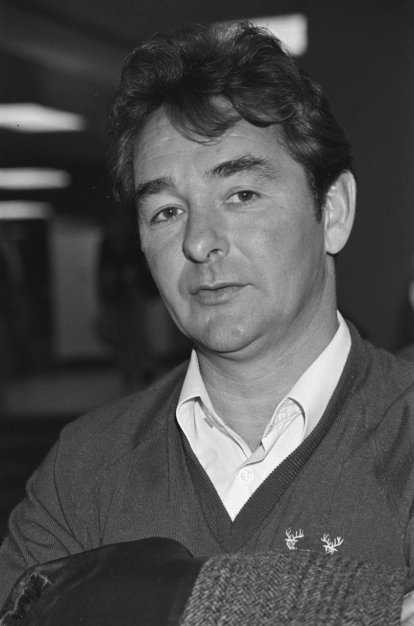 Brian Clough (WIKIPEDIA)