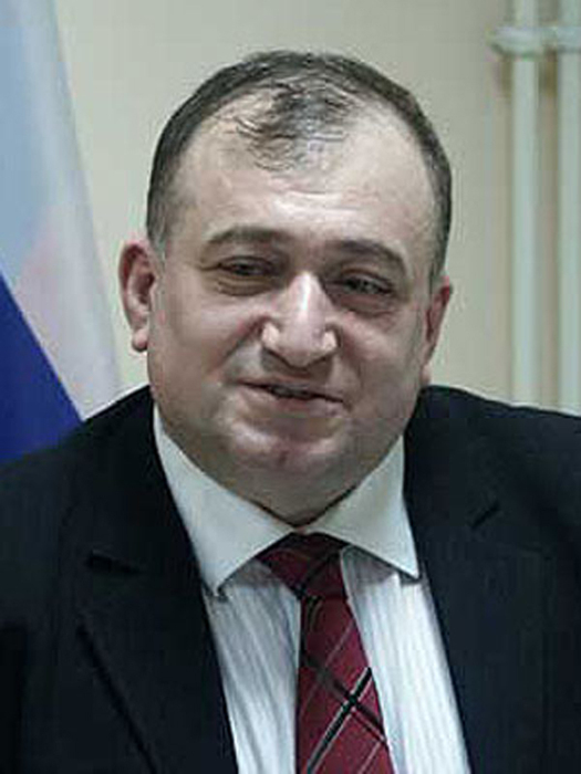 Shavarsh Karapetyan, en una imagen reciente (WIKIPEDIA)