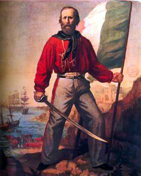 Giuseppe Garibaldi (WIKIPEDIA)