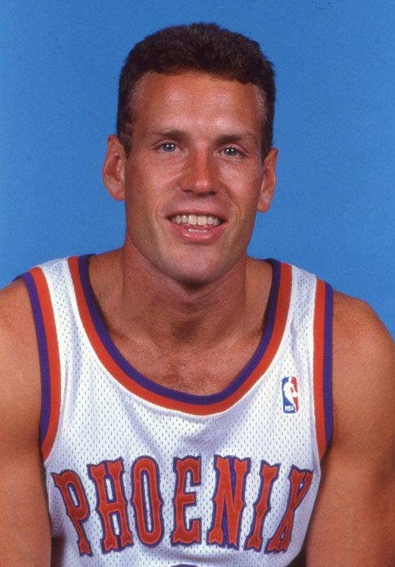 Dan Majerle, en su época en Phoenix (NBA.COM)