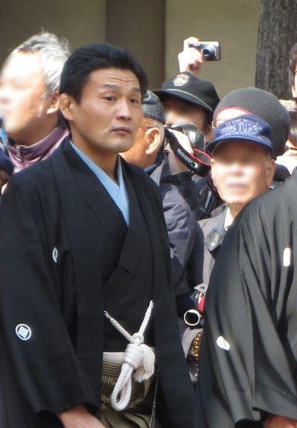Takanohana, en la actualidad (Wikipedia).