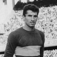 Rattín, con la camiseta de Boca (WIKIPEDIA).