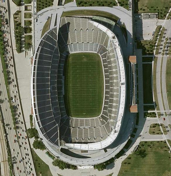 Vista aérea del estadio (WIKIPEDIA).