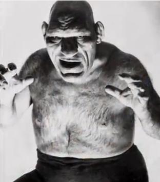 Maurice Tillet, en una imagen promocional (YOUTUBE).