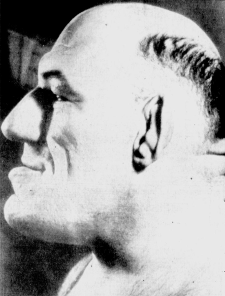 Imagen de perfil de Maurice Tillet (WIKIPEDIA).