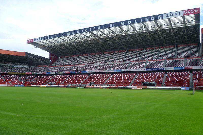 Santuarios del deporte. El Molinón  el estadio más antiguo en activo ... 46eda33f00339