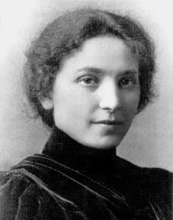 Senda Berenson Abbott, en 1893 (WIKIPEDIA).